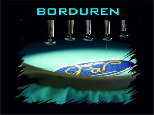 Borduren Interprint